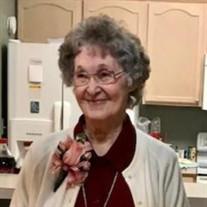 Mrs. Betty Brooks Switzer
