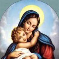 Sister Carmel Ethier RJM