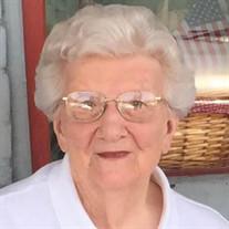 Mrs. Margaret Orr Jolly