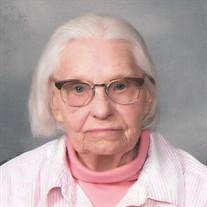 Amelia Mary Bauer