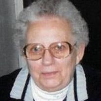 "Dorothy M. ""Renie"" Saunders"
