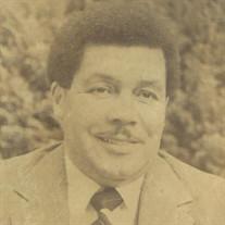 Reverend Johnsey Franklin Reynolds