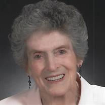 Mrs. Geraldine Billings Stewart