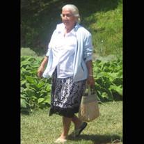 Maria Magdalena Culebro