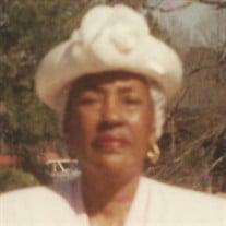 Mrs. Melvin Lorraine Cain