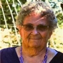 Helen Delores McGregor