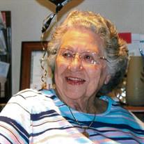 Hilda Mae Aucoin Bourgeois