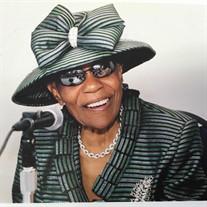 Mother Bessie Pearl Scott