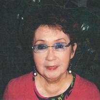 Mrs. Ayako Hattori Barbee