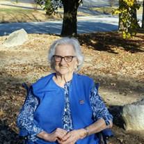 Mrs. Opal McCoy Reid