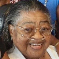 Mrs. Alberta Carter
