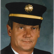 Fire Chief John Bernans