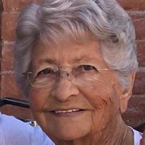 Pansy Bernice Spoulos