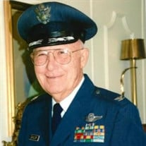 Colonel George H. Saylor, USAF Retired