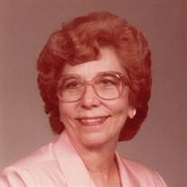 Jacqueline Eugenia Mercier