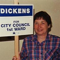 """Norma """"Dalton"""" Dickens"""