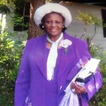 Pastor Martha A. Blackmon