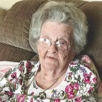 Thelma Lucille Merchant Lott