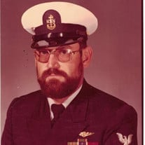 "Vollie Gene Miller ACC, USN (Ret) ""Chief"""