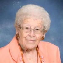 Mrs. Ella Lou Reynolds