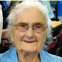 Hazel Ward Benson