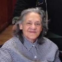 Mary Elizabeth Rupe