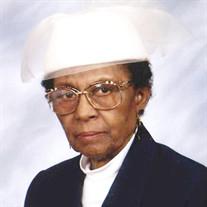 Mother Berta Lee Davis (Sweetie)