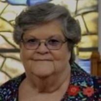Sandra Patterson Taylor Presley