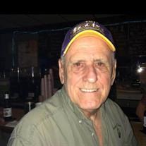 """Mr. Terry Joseph """"Roach"""" Ledet, Sr."""