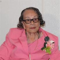 Mrs. Wilma Pratt