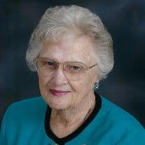 Genevieve Elvora Thurman Jones