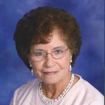 Mrs. Carrie Virginia Hornsby