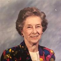 Mary Margaret Watts Burris