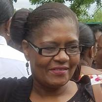 Marcella Ann Alexander