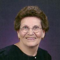 Elsie Margaret Knudsen Webb