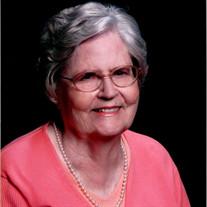 Mildred Maxine McMillion