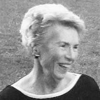 Mrs. Geraldine Hanlon