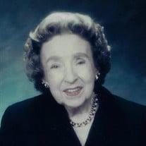 Jane Wayne Honour