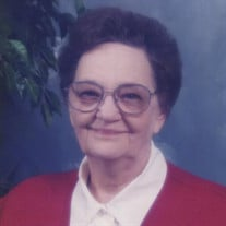 Doris Smith Maxey