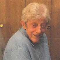 """Judith M. """"Judy"""" Evans"""