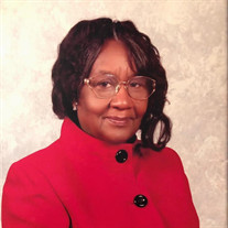 Mrs. Temoria Harvey
