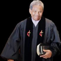 "Pastor RW ""Robert"" Randle"
