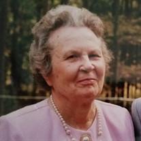 Mrs. Loraine Johnston Padelford