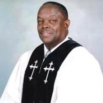 Pastor Leroy  E. Ricks, Sr.