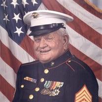 Sgt. Maj. Bobbie Dean Richards