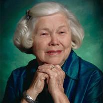 Mrs. Nan McCoy Brown
