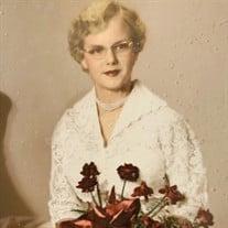 Margaret Jane Birdsong