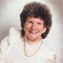 Mrs. Margaret Maxine Wixom