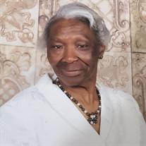 Mrs. Pearlie Mae Scott Burns