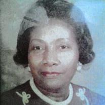 Mrs. Myrtle Ford Johnson